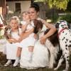 Hochzeitsfotos mit Tieren