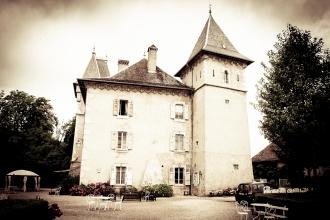 Hochzeit in einem Schloss Frankreich