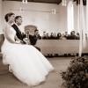 Brautpaar Kirche