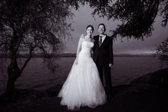 Hochzeitsbilder bei Regen