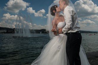 Braut Fotoshooting Zürich