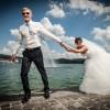 Brautpaar-Fotoshooting