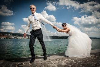 Brautpaar Fotoshooting Zürich