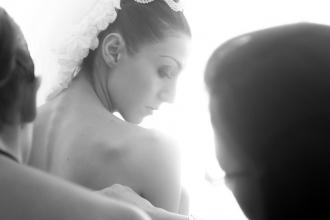 Die Stunden vor der Hochzeit