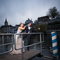 Hochzeitsfotograf Zürich Fotoshooting Brautpaar