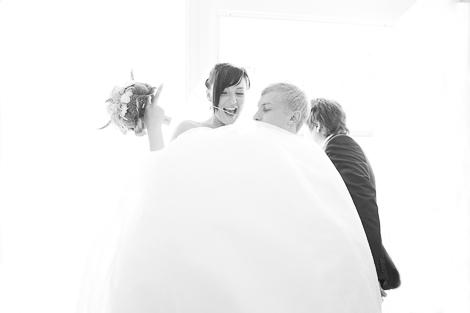 russische Hochzeit in Zürich