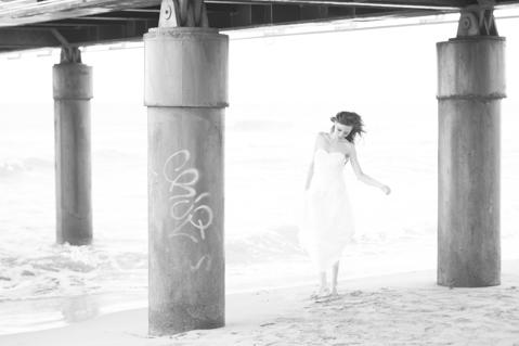 Trash Your Dress Fotoshooting
